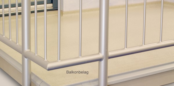 Boden Balkon